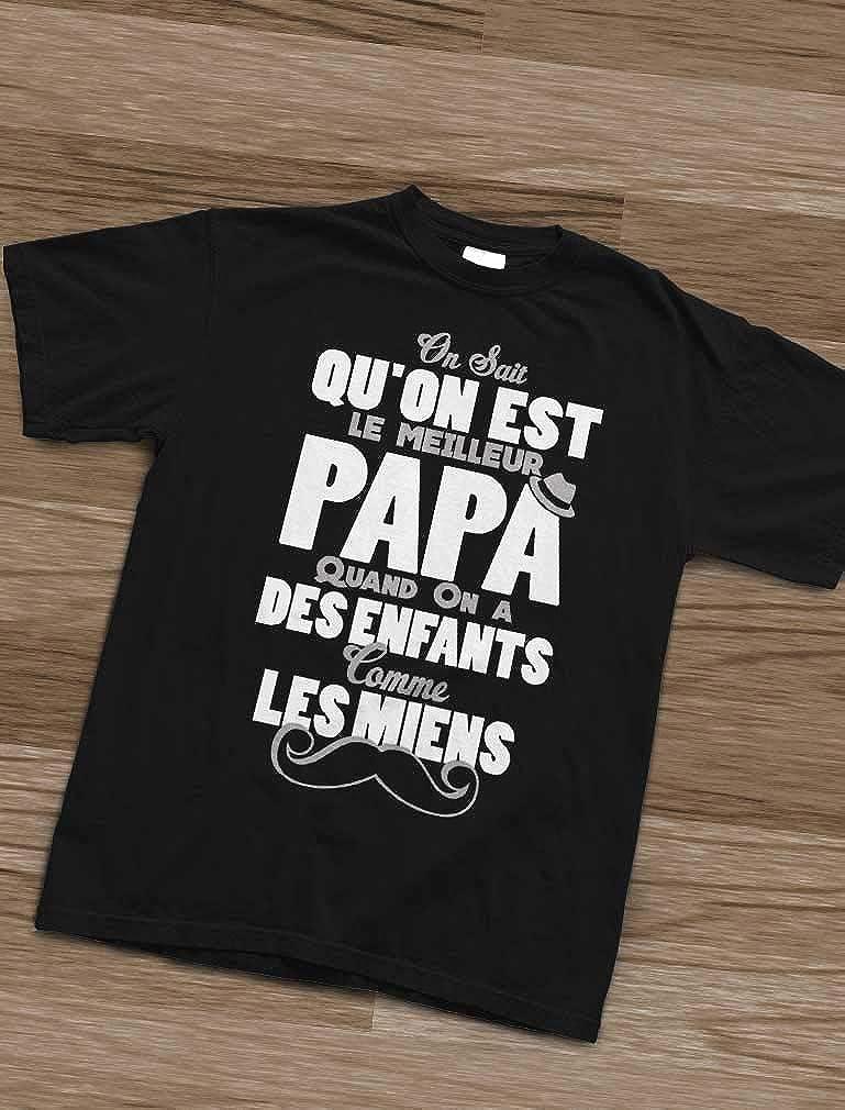 Green Turtle T-Shirts Protecteur Super H/éro Meilleur Ami Papa Cadeau F/ête des P/ères T-Shirt Homme
