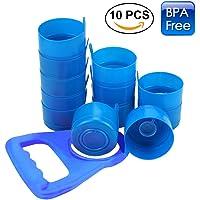 Anti-salpicaduras, tapas de botella reutilizable para 55mm 3y