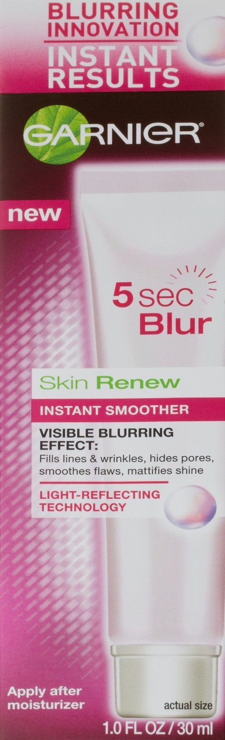 Garnier Skin Care Skin Renew 5 Second Blur Instant Smoother, 1 Fluid Ounce (Pack Of 9)