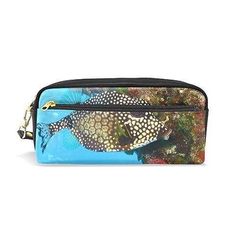 Ahomy Ocean - Estuche para lápices de peces tropicales de ...
