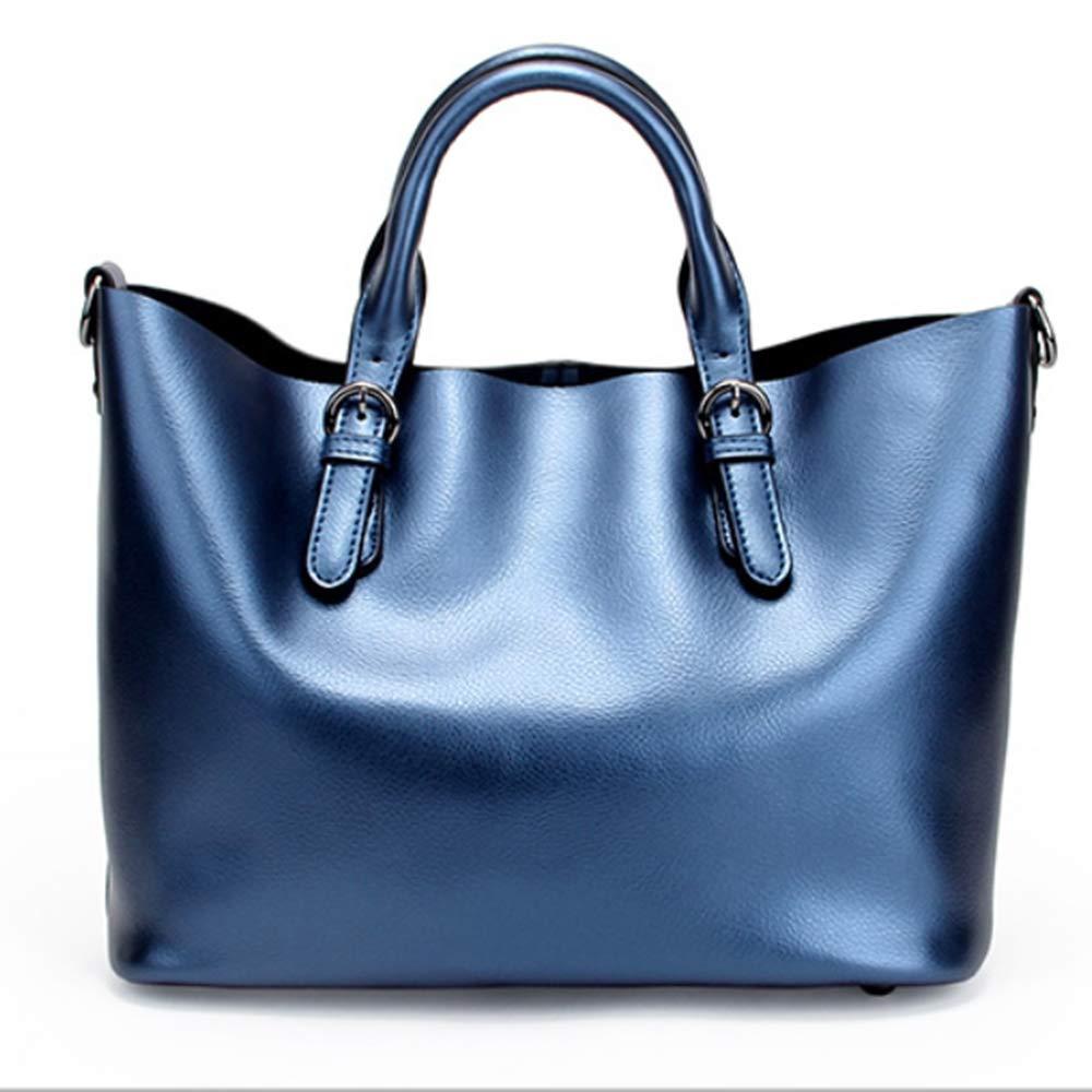 AIMIXU Fashion Pearlescent Large Capacity Shoulder Bag