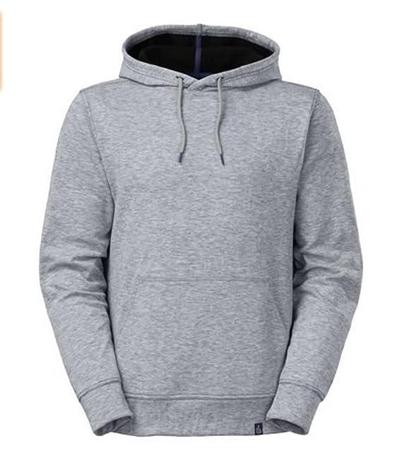 8b8271389 THE NORTH FACE Men's Myricks Wool Pullover Hoodie Sweatshirt Heather ...