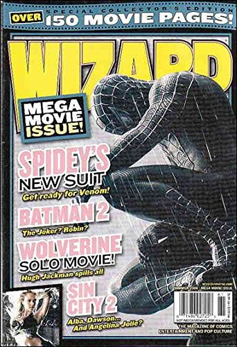 Wizard: The Comics Armoury #176.2 FN ; Wizard comic book