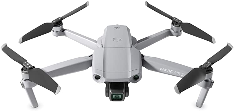 DJI Mavic Air 2 Drone Quadcopter UAV With 48M