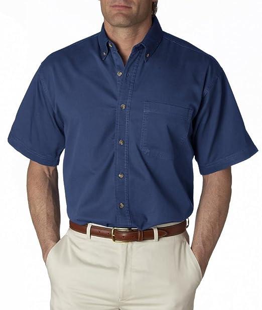 Ultra Club Ultraclub 8965 UC para Hombre S/S Camiseta Denm: Amazon.es: Ropa y accesorios