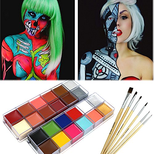 halloween-props-12-color-pigment-body-face-paint-with-brush-1