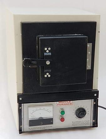 Horno de mufla Equipo de calefacción de laboratorio de ciencia ...