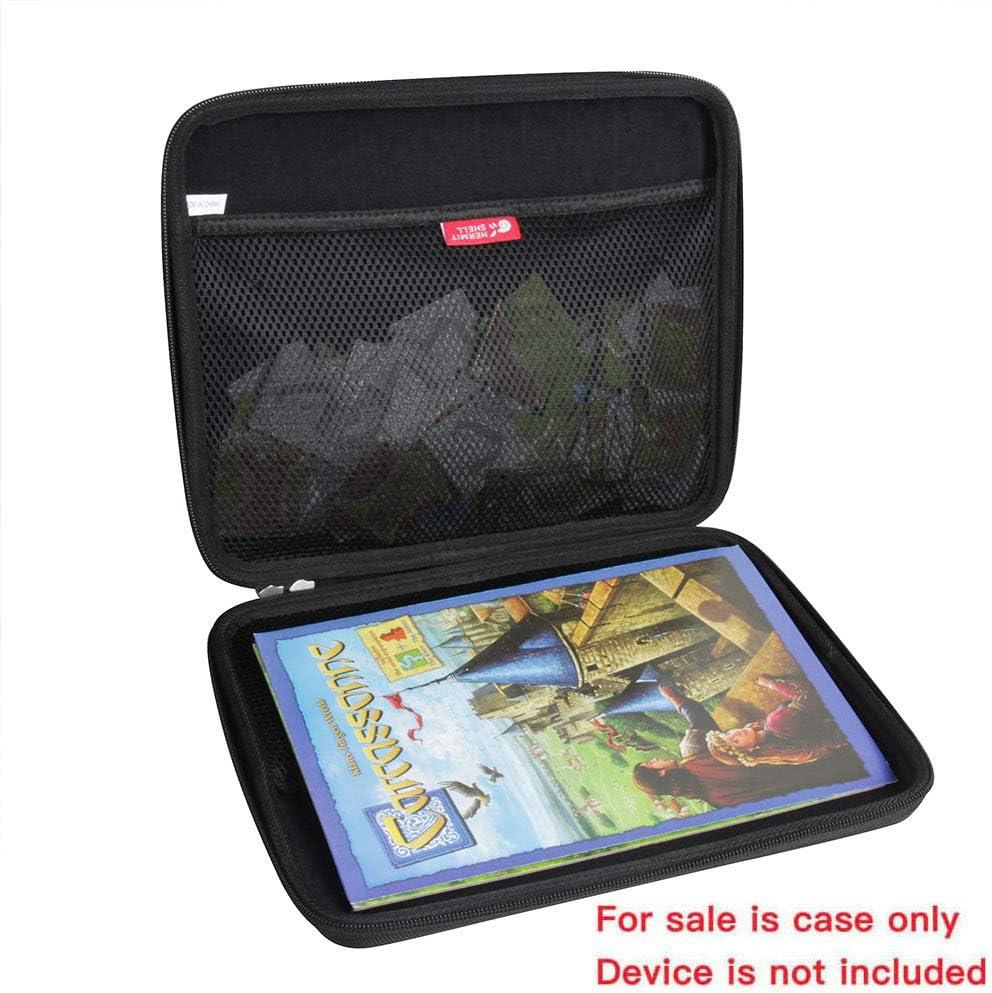 Funda de viaje Hermitshell para juego de mesa Carcassonne estándar: Amazon.es: Juguetes y juegos
