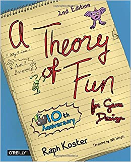 Amazon Theory Of Fun For Game Design 9781449363215 Raph Koster Books