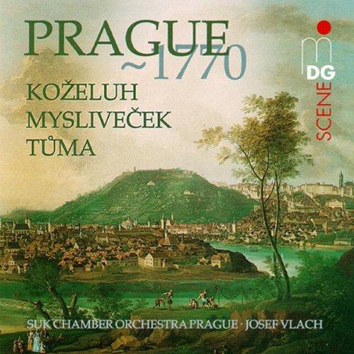 (Kozeluch/ Myslivecek/ Tuma: ~Prague ~~1770~)