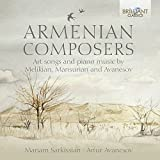 Armenian Composers %2D Art Songs  and  P