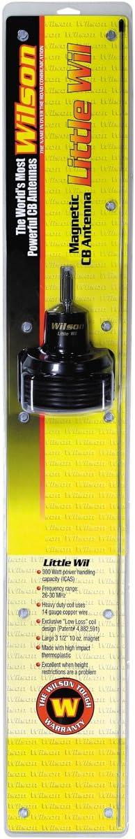 Wilson 305-38 300-Watt Little Wil Magnet Mount Antenna
