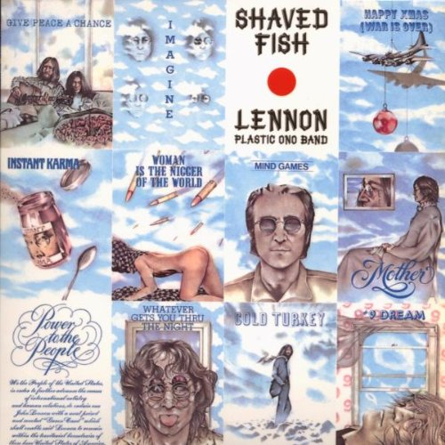 release shaved fish by john lennon the plastic ono