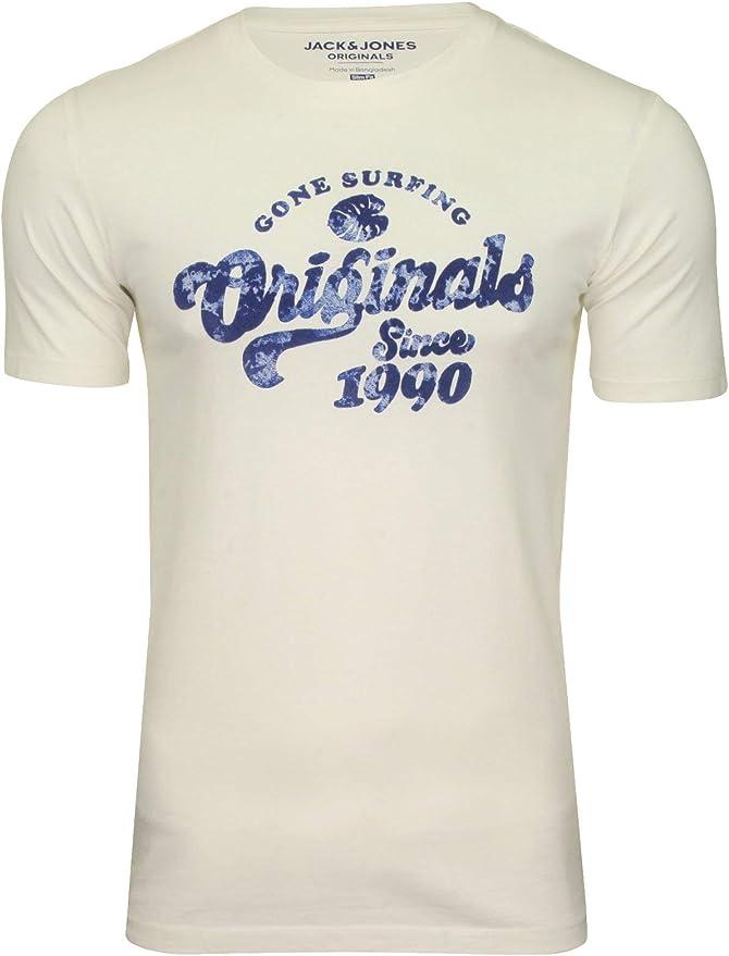 Jack & Jones SS Crew JORNIKA - Camiseta para hombre