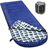 NORSENS 0 Degree Celsius Cold Weather Sleeping Bag for Camping