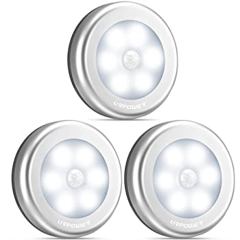 UrPower Motion Sensor LED Puck Light