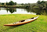 Real Kayak 19' - 2 Persons 229.0L x 27.0W x 17.5H Inches