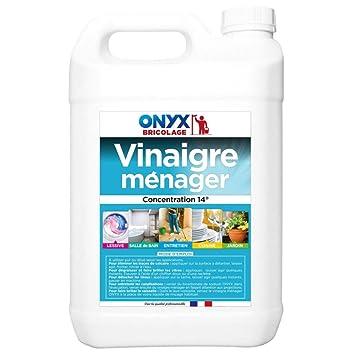 Onyx - Vinagre para limpieza, 5 l: Amazon.es: Bricolaje y ...