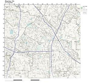 Zip Code Map For Downey Ca.Downey Zip Code Map Zip Code Map