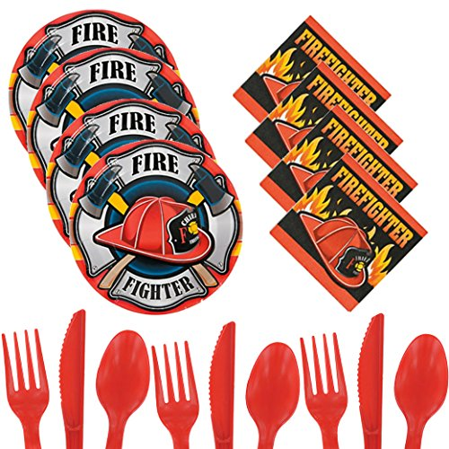 Firefighter Goodie Bags - 3