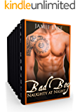 BOOK BUNDLE - Bad Boy | Gay Romance MM Boyfriend Series  | Complete Series: Bad Boy: Naughty at Night Gay Romance Novels (Bad Boy: Naughty at Night Gay Romance Books 6)