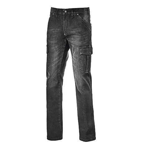 Diadora Pantalone da Lavoro Multitasche Jeans Taglia 46 172115 Cargo Denim   Amazon.it  Abbigliamento 55e086fec88