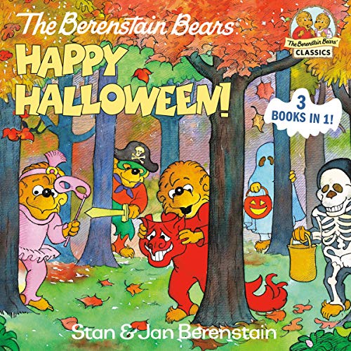 The Berenstain Bears Happy Halloween! (First Time ()