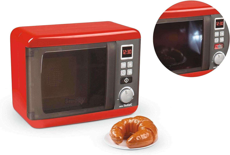 Smoby- Tefal - Microondas electrónicas, Accesorios de Cocina para ...