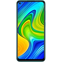 Xiaomi Redmi Note 9 Smartphone, Dual Sim, 4GB RAM, 128GB, LTE, Global Version - Green