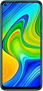 "Xiaomi Redmi Note 9 4GB RAM + 128GB, 48MP Quad Camera Hotshot, 5020mah Battery, 6.53 ""FHD +, LTE Factory Unlocked Smartphone - International Version (Forest Green)"