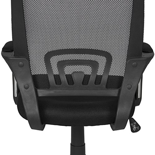 ergonomic mesh computer office desk task midback task chair w metal base new office task chairs. Black Bedroom Furniture Sets. Home Design Ideas