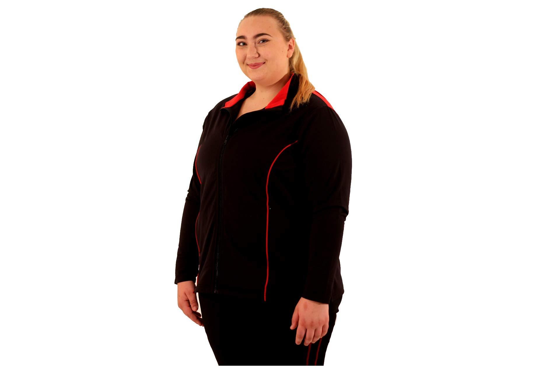 Fit-Labs Warm-UP Jacket Crimson 1X