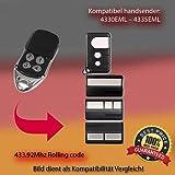 Handsender 433.92 MHz für 4330EML – 4335EML Antriebe
