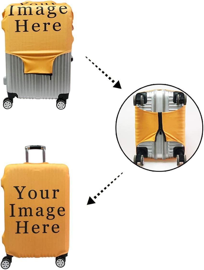 Lucky Cat S Luggage Cover /Étui,Housses de Valise,Trolley Case Cover,Utilis/é pour prot/éger Les valises 18-32 Pouces.Manchon /élastique Anti-Rayures,