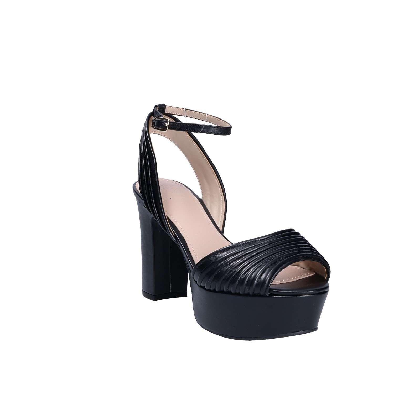 Guess Damen Footwear Schwarz Dress Sandal Plateaupumps Schwarz Footwear 87eeb0