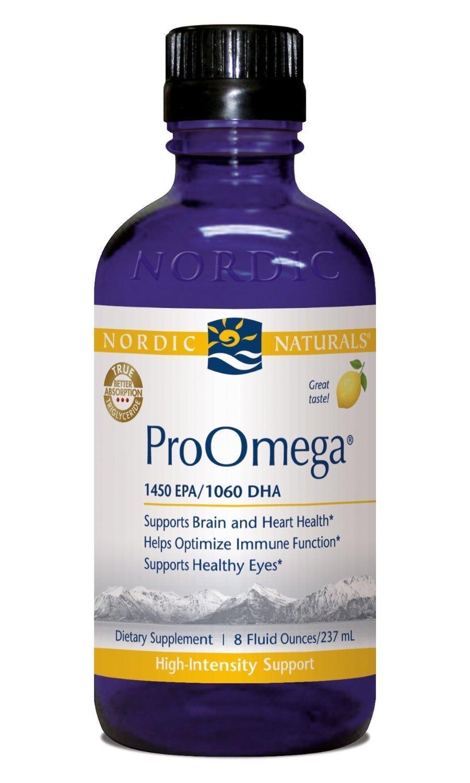 Nordic Naturals Pro Omega 8 oz