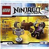 LEGO Ninjago Mini Set #5002144 Dareth Vs. Nindroid [Bagged]