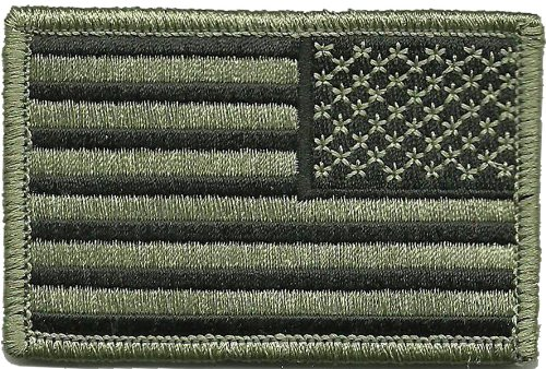 Flag Patch - ACU Foliage ()