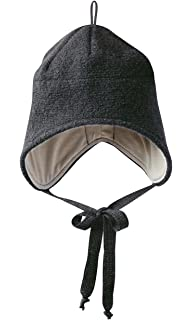 Disana Walk-Mütze Ohrenmütze 100% Schurwolle (k.b.T.) bio, Baby Kinder 8fd87c59e6