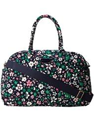 Tommy Hilfiger 汤米·希尔费格女士手提斜挎包 rnted Large Duffle Bag$46.2Navy Abby
