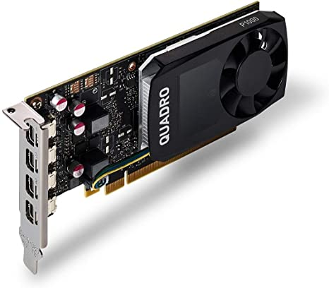 Amazon.com: HP Quadro P1000 tarjeta gráfica – 4 GB GDDR5 ...