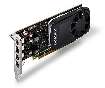HP Quadro P1000 4 GB GDDR5 - Tarjeta gráfica (4 GB, GDDR5 ...