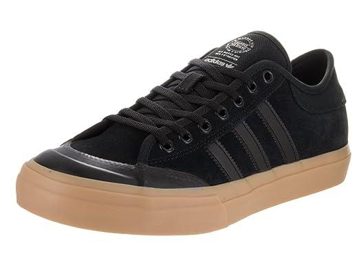 adidas Mens Matchcourt Adv, Cblackcblackgum416 (8)