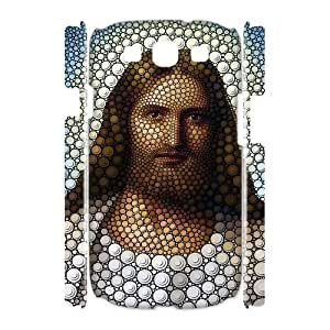 LP-LG Phone Case Of Jesus For Samsung Galaxy S3 I9300 [Pattern-1]