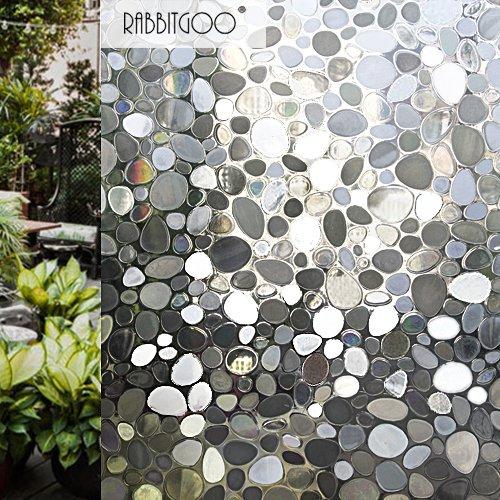 Rabbitgoo 3d pellicole per vetri casa pellicole adesive - Pellicole adesive per vetri esterni ...