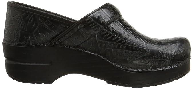Dansko Professional Mujer Negro Piel Mocasines Zapatos uevo EU 37: Amazon.es: Zapatos y complementos