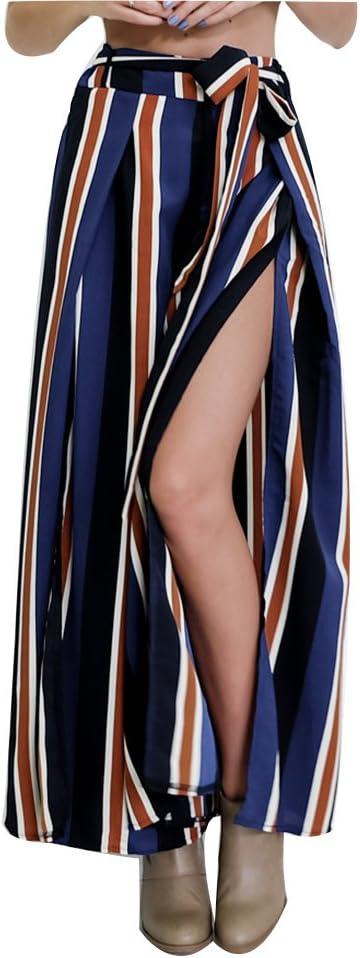 Women Nuevo Para Mujeres Para Damas De Verano De Moda Impreso Informal Cinturon Recortada Pantalones Pantalones Cefa Com Ar