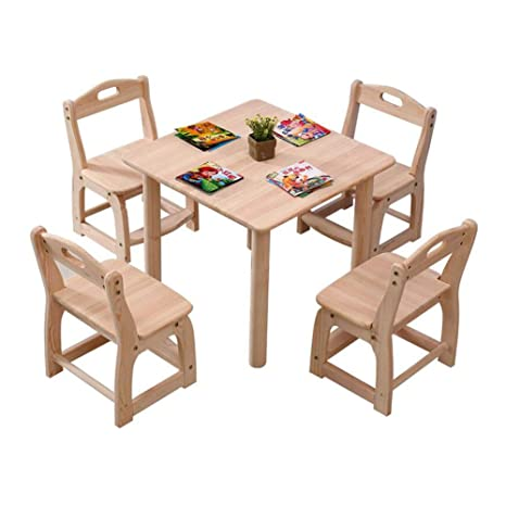 Amazon.com: Muebles de salón CJC sillas de mesa taburetes de ...