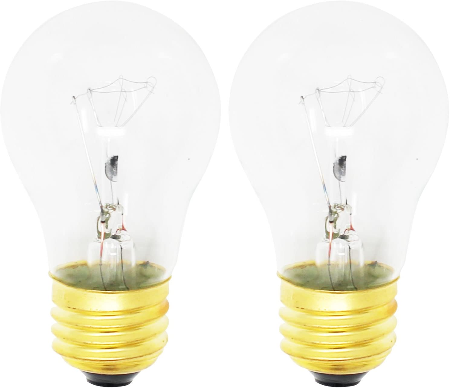 Amazon Com 2 Pack Replacement Light Bulb For Kenmore Sears 79046783902 Range Oven Compatible With Kenmore Sears 316538901 Light Bulb Home Improvement