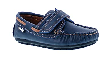 a862b77d51f Venettini Boys 55-Samy 5 Loafers with Strap Casual Dress Shoe